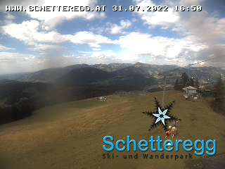 Schetteregg - Webcam Skilifte Bergstation