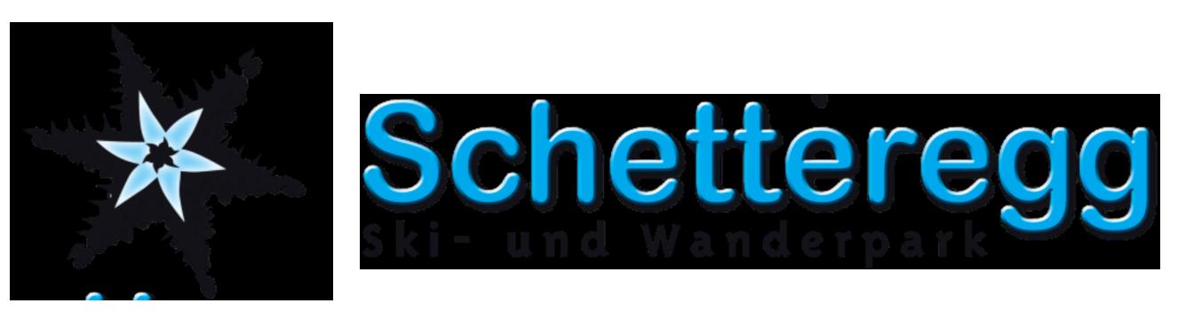 Schetteregg |Ski- und Wandergebiet Logo