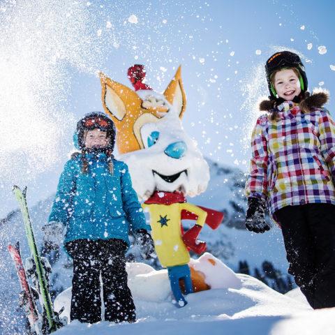Schetteregg das kinderfreundlichste Ski- und Wandergebiet