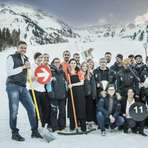 schetteregg ski- und wandergebiet team